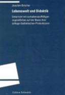 Lebenswelt und Didaktik PDF