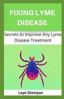Fixing Lyme Disease