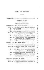 De la législation du théâtre en France