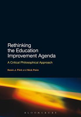 Rethinking the Education Improvement Agenda PDF