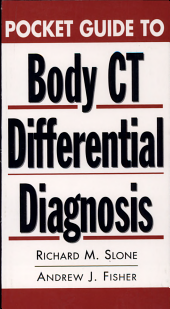 Pocket Guide to Body CT Differential Diagnosis PDF