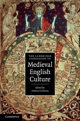 The Cambridge Companion to Medieval English Culture PDF