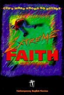 Extreme Faith Compact Youth Bible