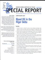 Blood Oil in the Niger Delta PDF