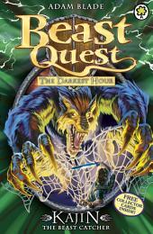 Kajin the Beast Catcher: Book 2