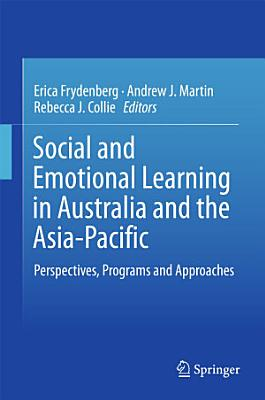 Social and Emotional Learning in Australia and the Asia Pacific