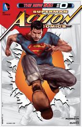 Action Comics (2012-) #0