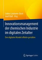 Innovationsmanagement der chemischen Industrie im digitalen Zeitalter PDF
