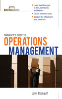 Manager s Guide to Operations Management PDF
