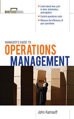 Manager s Guide to Operations Management