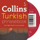 Collins Turkish Phrasebook PDF