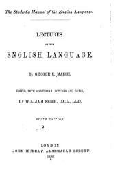Lectures on the English Language     PDF