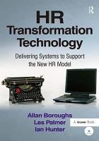 HR Transformation Technology PDF