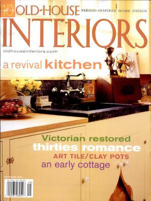 Old House Interiors PDF