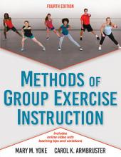 Methods of Group Exercise Instruction PDF