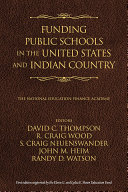 Funding Public Schools in the United States and Indian Country