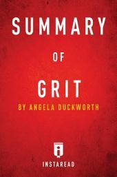 Grit: by Angela Duckworth | Summary & Analysis