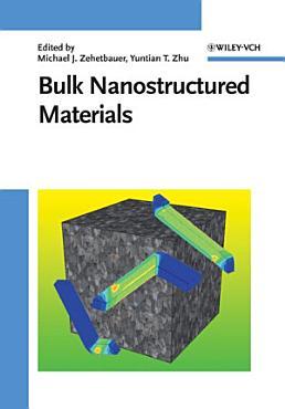 Bulk Nanostructured Materials PDF