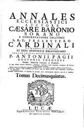 Annales ecclesiastici: Volume 15