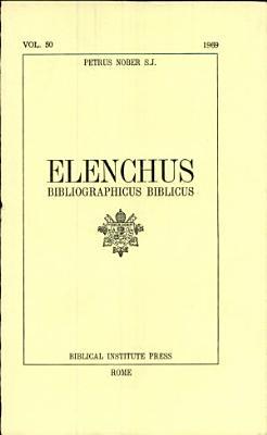 Elenchus PDF