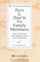 Do's and Don'ts for Family Members Workbook