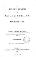 The Mechanical Principles of Engineering and Architecture PDF
