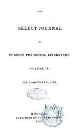 The Select Journal of Foreign Periodical Literature: Volume 2