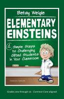 Elementary Einsteins PDF