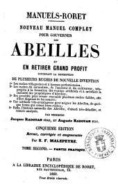 Nouveau manuel complet pour gouverner les abeilles et en retirer grand profit, contenant la description de plusieurs ruches de nouvelle invention par Jacques Radouan et Auguste Radouan