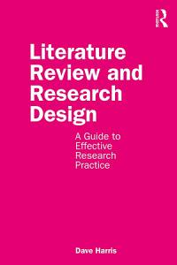 Literature Review and Research Design Book