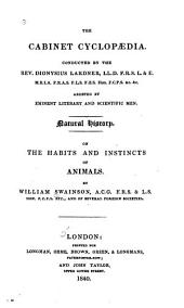 On the Habits and Instincts of Animals