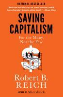 Saving Capitalism PDF