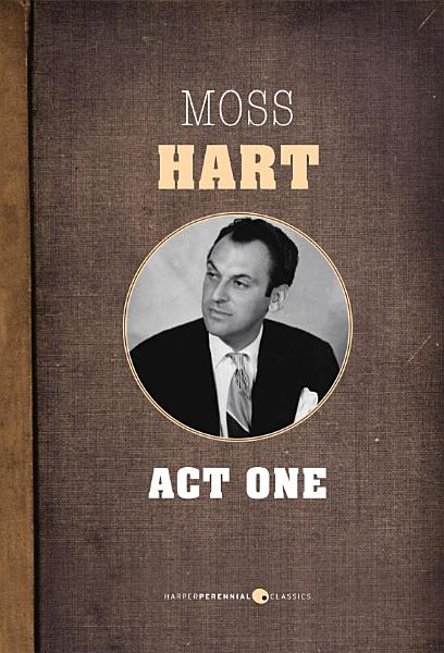 Download Act One Book
