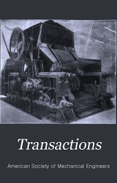 ASME Transactions: Volume 33