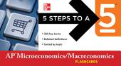 5 Steps to a 5 AP Microeconomics/Macroeconomics Flashcards