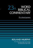 Ecclesiastes  Volume 23A PDF