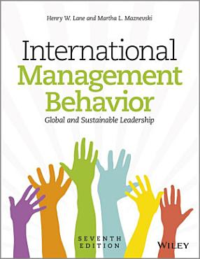 International Management Behavior PDF