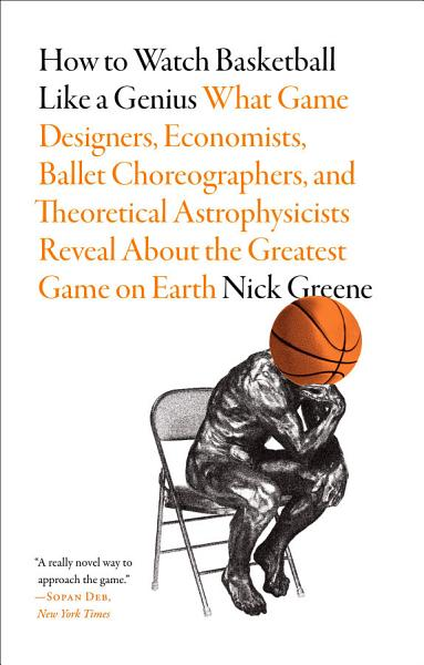 Download How to Watch Basketball Like a Genius Book