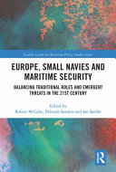 Europe  Small Navies and Maritime Security PDF