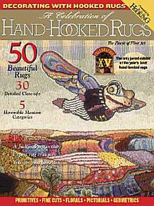 A Celebration of Hand Hooked Rugs XV PDF