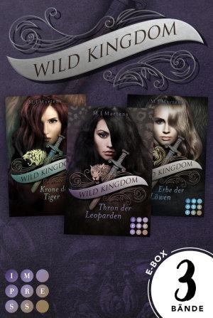 Wild Kingdom  Sammelband zur royalen Gestaltwandler Serie  Wild Kingdom  PDF