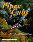 Those Legendary Piper Cubs