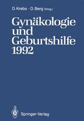 Gynäkologie und Geburtshilfe 1992
