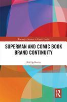 Superman and Comic Book Brand Continuity PDF