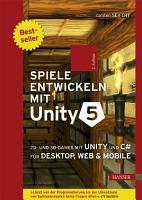 Spiele entwickeln mit Unity 5 PDF
