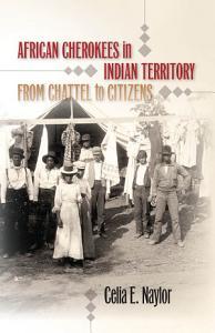 African Cherokees in Indian Territory Book