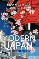 Modern Japan PDF