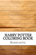 Harry Potter Coloring Book Book