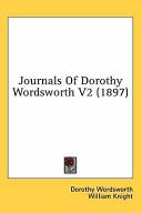 Journals of Dorothy Wordsworth V2 (1897)