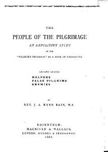 The People of the Pilgrimage Book
